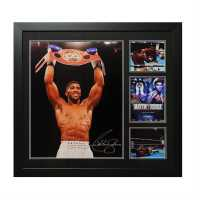 Team Joshua Signed 16X20 Photo Anthony Joshua Сувенири