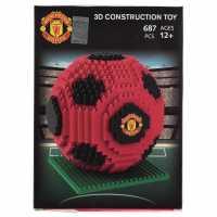 Team 3D Construction Ball Man Utd Подаръци и играчки