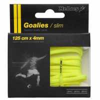 Outdoor Equipment Mr Lacy Goalies Slim Neon LimeYellow Футболни аксесоари