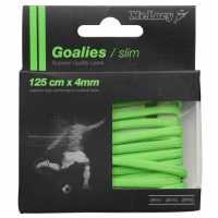 Outdoor Equipment Mr Lacy Goalies Slim Neon Green Футболни аксесоари