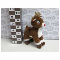 The Spirit Of Christmas Reindeer Teddy 94  Подаръци и играчки
