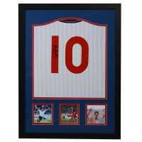 Ръчно Подписана Тениска Gary Lineker Hand Signed Shirt 86 World Cup Подаръци и играчки