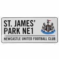 Team 3D Street Sign Newcastle Подаръци и играчки