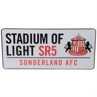 Team 3D Street Sign Sunderland Подаръци и играчки