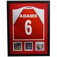 Ръчно Подписана Тениска Tony Adams Hand Signed Shirt Tony Adams Подаръци и играчки