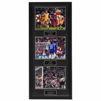 Team Hand Signed Treble Display Frame  Сувенири