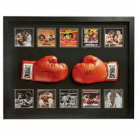 Duran And Leonard Hand Signed Gloves - Сувенири