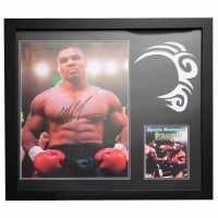Mike Tyson Signed Photo  Сувенири
