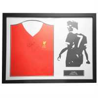 Team Dalglish Signed Shirt Liverpool Sil Сувенири