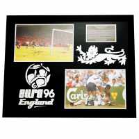 Team 96 Signed Display Seaman/Gazza Сувенири