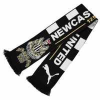 Puma Newcastle United Scarf 125 Years Ръкавици шапки и шалове