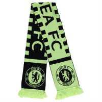 Team Football Neon Scarf Chelsea Ръкавици шапки и шалове