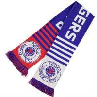 Team Football Scarf Rangers Ръкавици шапки и шалове