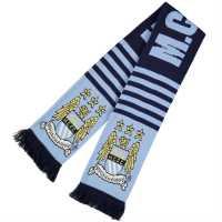 Team Football Scarf Man City Ръкавици шапки и шалове