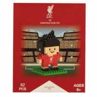 Team Mini Player 3D Construction Toy Junior Boys Liverpool Подаръци и играчки