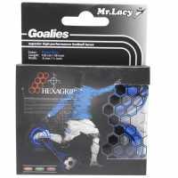 Mr Lacy Hexagrip Boot Laces  Футболни аксесоари