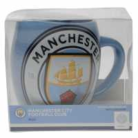 Team Tea Tub Mug Man City Футболни аксесоари