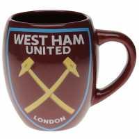 Team Tea Tub Mug West Ham Футболни аксесоари