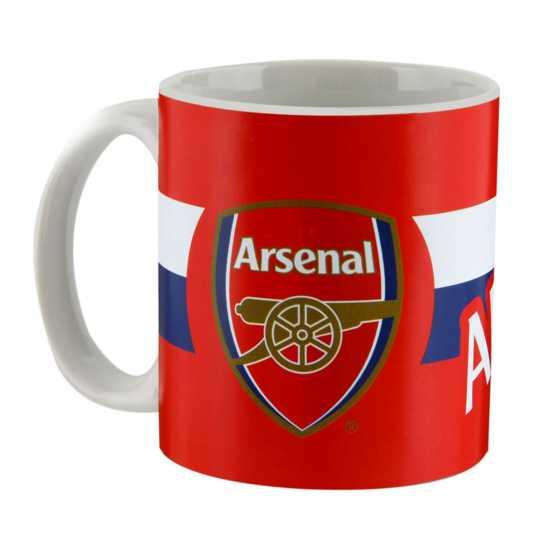Team Football Mug Arsenal Подаръци и играчки