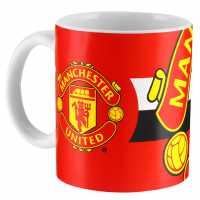 Team Football Mug Man Utd Подаръци и играчки