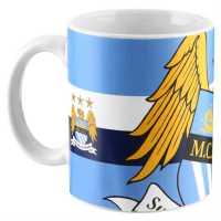 Team Football Mug Man City Подаръци и играчки