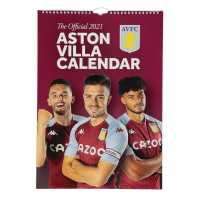 Grange 2021 Calendar Aston Villa Подаръци и играчки