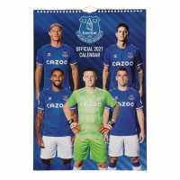 Grange 2021 Calendar Everton Подаръци и играчки