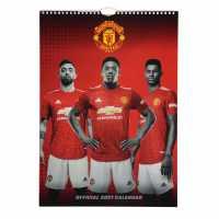 Grange 2021 Calendar Man Utd Подаръци и играчки