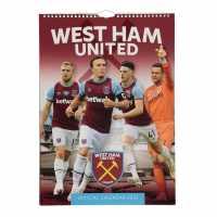 Grange 2021 Calendar West Ham Подаръци и играчки