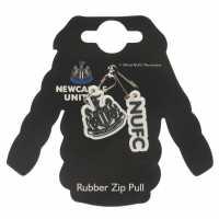 Team Rubber Zip Pulls Newcastle Подаръци и играчки