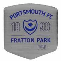 Team Football Crest Pin Badge Portsmouth Подаръци и играчки