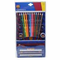 Team Ученически Комплект Ultimate Stationery Set Barcelona Подаръци и играчки