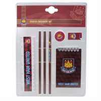 Team Starter Stationery Set West Ham Подаръци и играчки