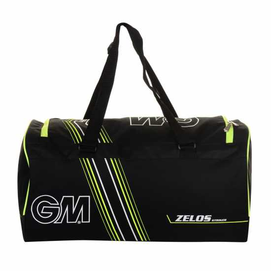 Gunn And Moore Striker Holdall 82 Blk/Yell/Green Сакове за фитнес