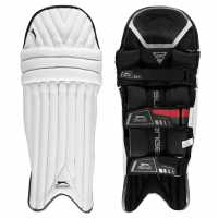 Slazenger Advance Batting Pads Left Hand Наколенници за крикет