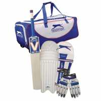 Slazenger V900 Cricket Set Juniors Right Hand Крикет