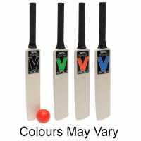 Slazenger Mini Cricket Bat And Ball Set - Бати за крикет