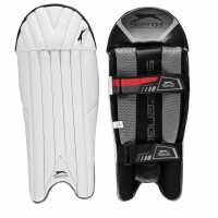 Slazenger Ultimate Wicket Keeping Pads - Наколенници за крикет