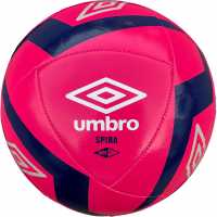 Umbro Spira Pink  Футболни топки