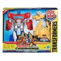 Transformers Ark Power Optimus Prime Figure