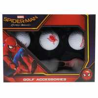 Character Golf Gift Set SPIDER MAN Голф аксесоари