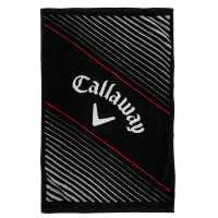Callaway Tour Towel Black Хавлиени кърпи