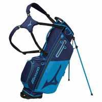 Mizuno Чанта За Голф Със Стойка Br D3 Golf Stand Bag Navy Чанти за голф