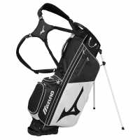 Mizuno Чанта За Голф Със Стойка Br D3 Golf Stand Bag Black/White Чанти за голф