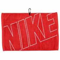 Nike Graphic Golf Towel Orange/White Хавлиени кърпи