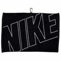 Nike Graphic Golf Towel Black/White Хавлиени кърпи