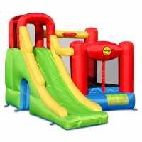 Happy Hop Hop 6 In 1 Bouncy Castle Multi Подаръци и играчки