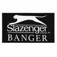 Slazenger Banger Towel Black Хавлиени кърпи
