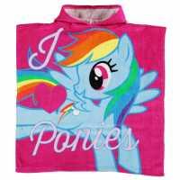 Character Детско Пончо Towel Poncho Infant My Little Pony Хавлиени кърпи