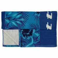 Hot Tuna Beach Towel Blue Воден спорт